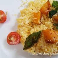 Creamy Pumpkin Risotto - Review