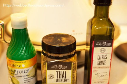 Some ingredients YIAH