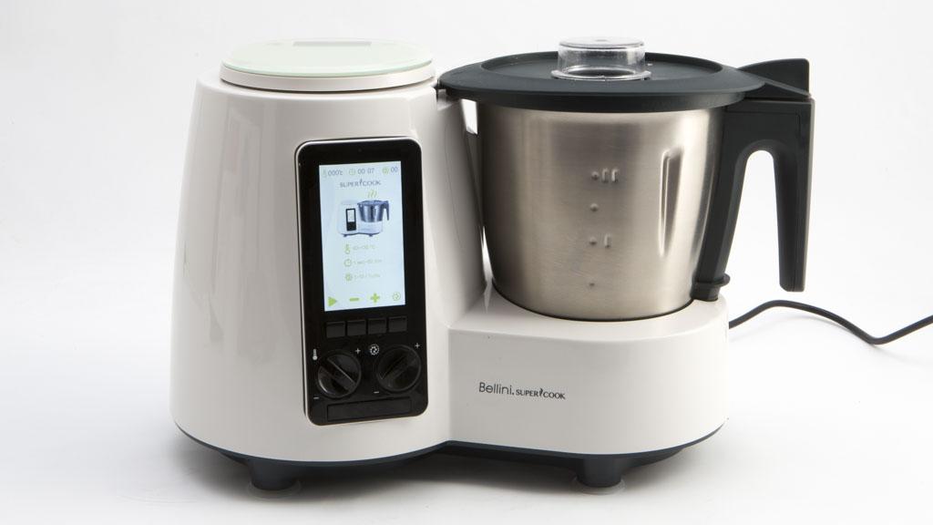 High Quality Bellini Super Cook Kitchen Master BTMKM800X_4