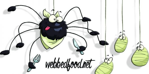 Webbed Food